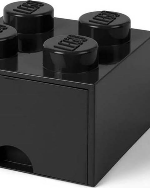 LEGO Černý úložný box čtverec LEGO®