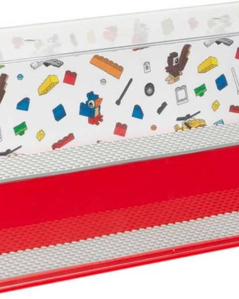 LEGO Červená herní asběratelská skříňka LEGO®