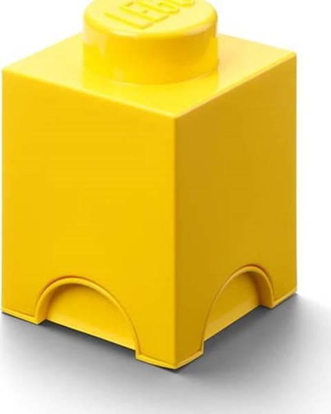 LEGO Žlutý úložný box LEGO®