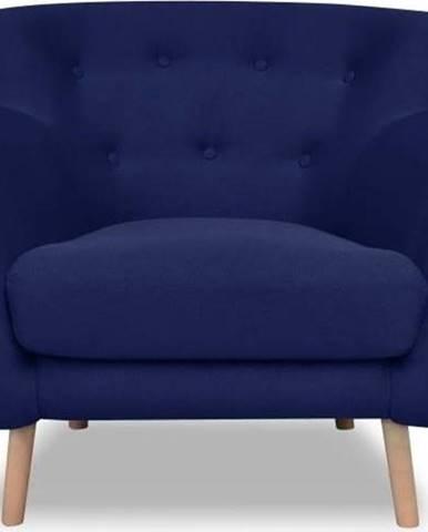 Modré křeslo Cosmopolitan design London