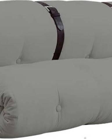 Variabilní pohovka Karup Design Buckle Up Grey