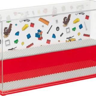 Červená herní asběratelská skříňka LEGO®