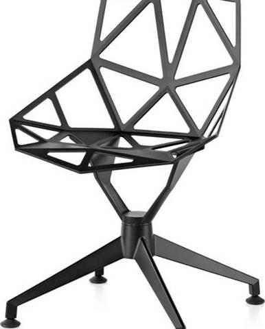Černá jídelní židle Magis One 4star