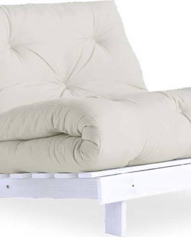 Variabilní křeslo Karup Design Roots White/Creamy