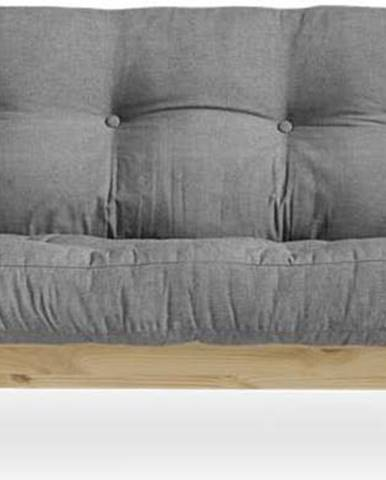 Variabilní pohovka Karup Design Indie Natural Clear/Marble Grey