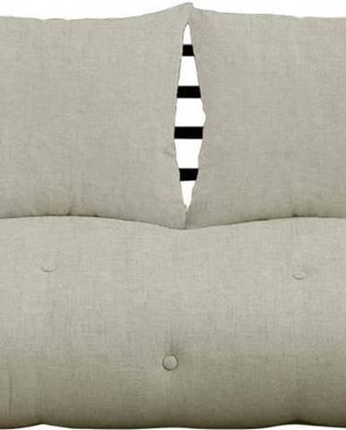 Variabilní pohovka Karup Design Shin Sano Black/Linen Beige