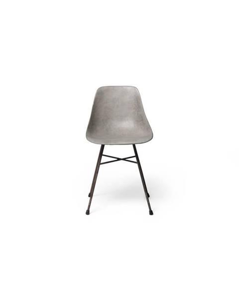 Lyon Beton Betonová židle Lyon Béton Hauteville