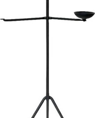 Antracitově šedý němý sluha Magis Officina, výška 106cm