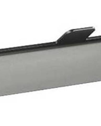 Antracitově šedý vešák s 5 háčky Wenko Montella