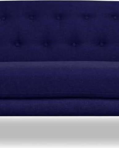 Tmavě modrá pohovka Cosmopolitan design London, 192 cm