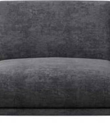 Tmavě šedá pohovka MESONICA Puzo, 240 cm