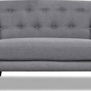 Šedá pohovka Cosmopolitan design Hampstead, 162 cm
