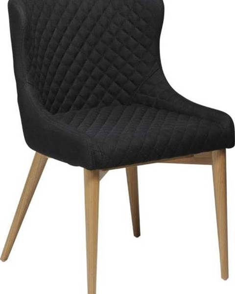 DAN-FORM Denmark Černá jídelní židle DAN-FORM Denmark Vetro