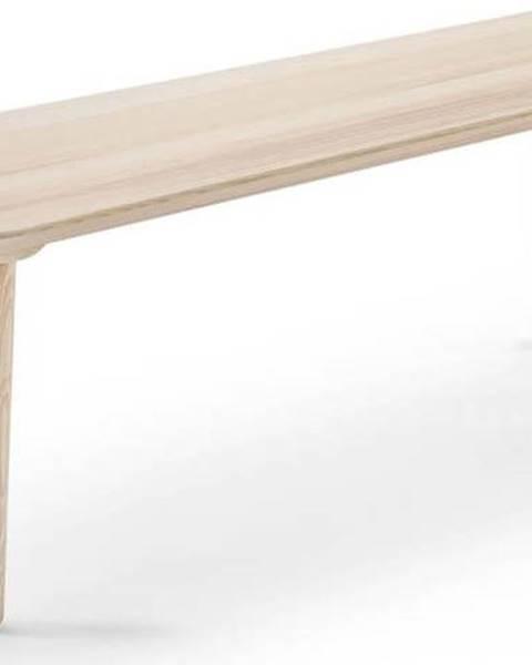 Emko Lavice z jasanového dřeva EMKO Naïve,šířka140cm