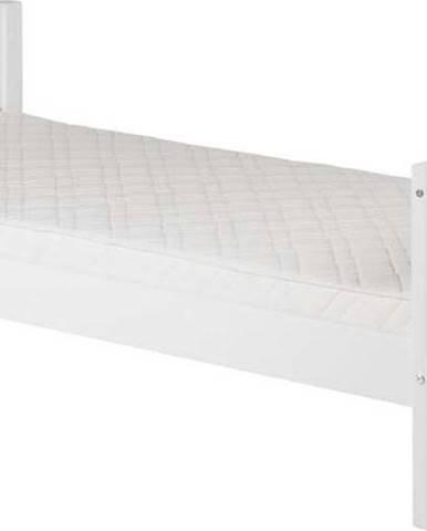 Bílá dětská postel Flexa White Single, 90x200cm