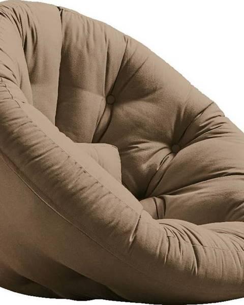 Karup Design Variabilní křeslo Karup Design Nest Mocca