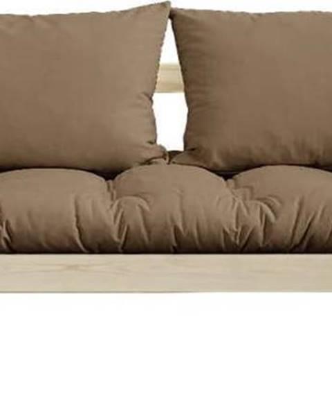 Karup Design Variabilní pohovka Karup Design Bebop Natural Clear/Mocca