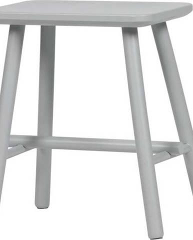 Šedá stolička vtwonen Butt