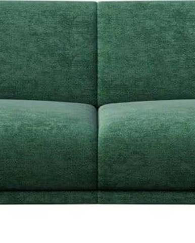 Zelená pohovka MESONICA Puzo, 170 cm