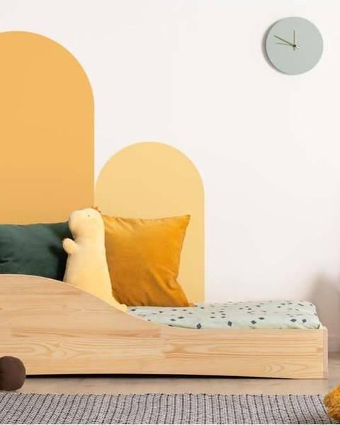 Adeko Dětská postel z borovicového dřeva Adeko Pepe Colm,80x160cm