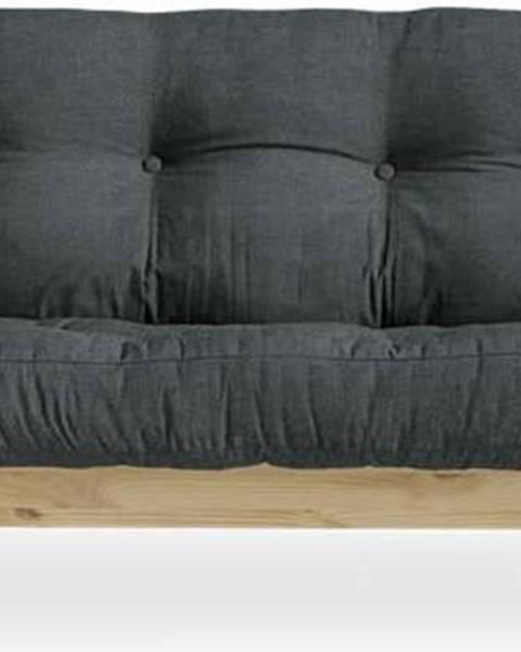 Karup Design Variabilní pohovka Karup Design Indie Natural Clear/Grafit Grey