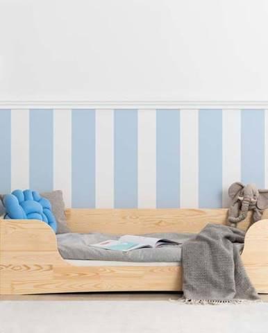 Dětská postel z borovicového dřeva Adeko Pepe Dan,90x180cm