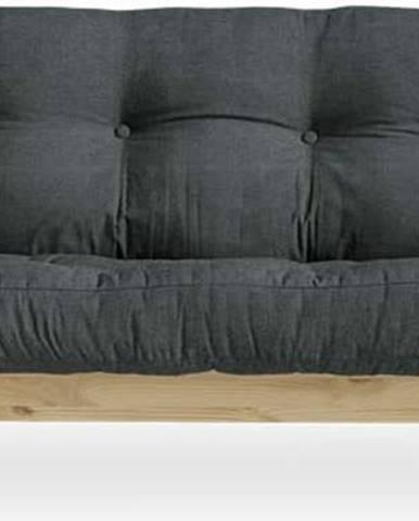 Variabilní pohovka Karup Design Indie Natural Clear/Grafit Grey
