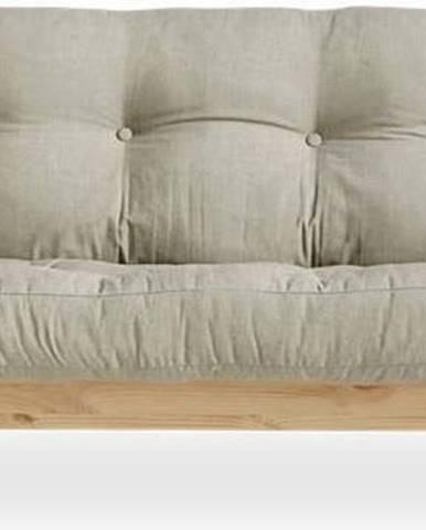Variabilní pohovka Karup Design Indie Natural Clear/Linen Beige
