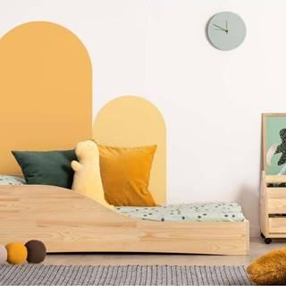 Dětská postel z borovicového dřeva Adeko Pepe Colm,80x160cm