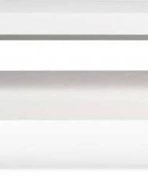 TemaHome Bílý variabilní TV stolek TemaHome Cliff Walnut