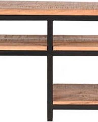 Televizní stolek zmangového dřeva LABEL51 Vintage