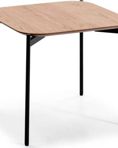 Marckeric Konferenční stolek v dekoru dubového dřeva Marckeric Idara,šířka50cm