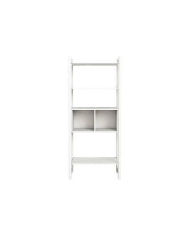 Bílá dětská knihovna Flexa Shelfie, výška 189,2 cm