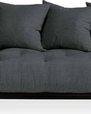 Pohovka Karup Design Senza Black/Grafit Grey