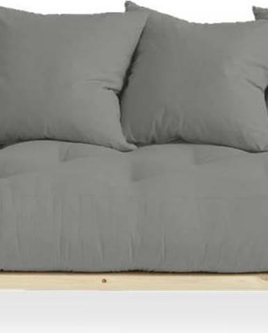 Pohovka Karup Design Senza Natural Clear/Grey