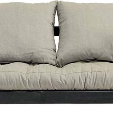Variabilní pohovka Karup Design Beat Black/Linen Beige
