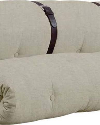 Variabilní pohovka Karup Design Buckle Up Linen Beige