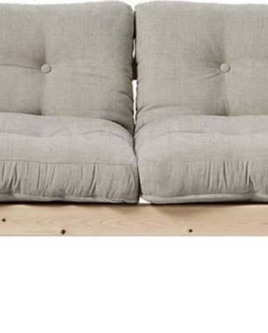 Variabilní pohovka Karup Design Step Natural Clear/Linen Beige