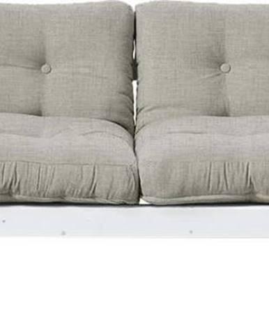 Variabilní pohovka Karup Design Step White/Linen Beige