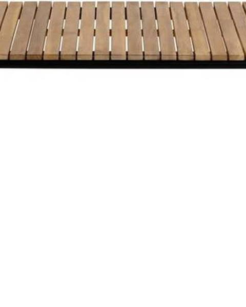 La Forma Zahradní jídelní stůl s deskou z akáciového dřeva La Forma Yukari, 165 x 90 cm