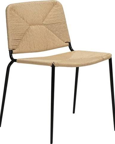 Béžová židle DAN-FORM Denmark Stiletto
