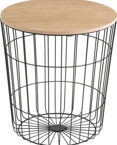 Odkládací stolek Actona Lotus Darko,ø 43 cm