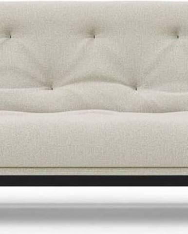Světle šedá rozkládací pohovka Innovation Balder Elegant Elegance Light Grey, 97x230cm