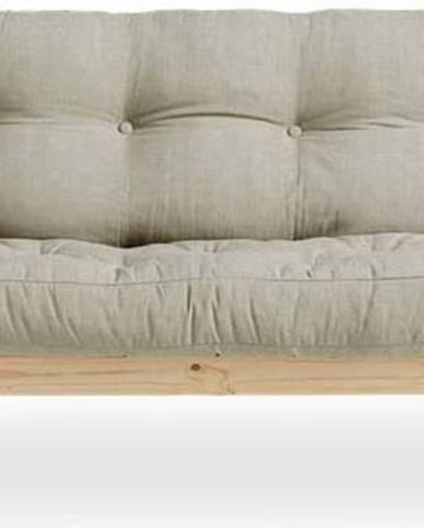 Variabilní pohovka Karup Design Grab Natural Clear/Linen Beige