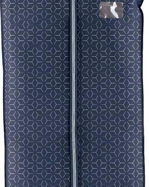 Domopak Tmavě modrý obal na šaty Domopak Metrik
