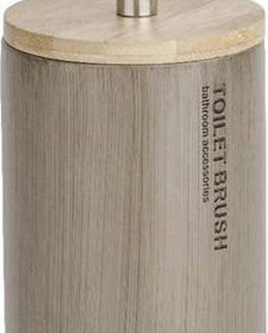 Toaletní kartáč s bambusovým detailem Wenko Palo