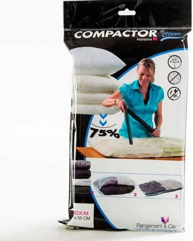 Vakuový obal na oblečení Compactor, 90x55 cm