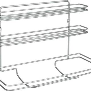 Nástěnný stojan na kuchyňské utěrky Metaltex Roll It, délka 33 cm
