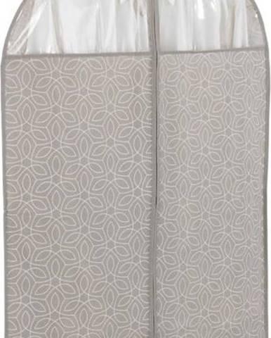 Béžový obal na obleky Wenko Business, 100x60cm