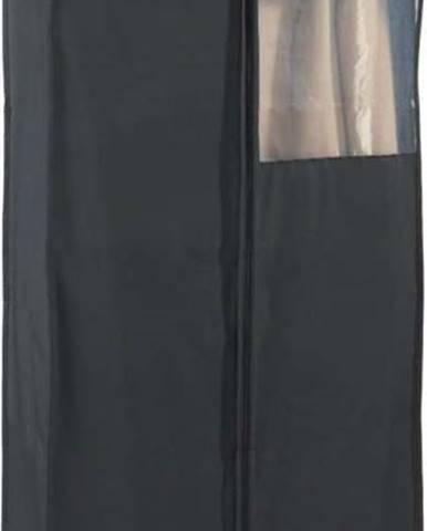 Černý obal na oblek Wenko, 135x60cm